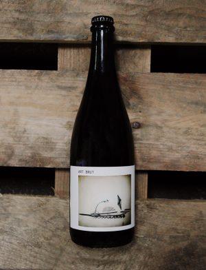 Art Brut – Pétillant Blanc 2012, Bodega Barranco Oscuro