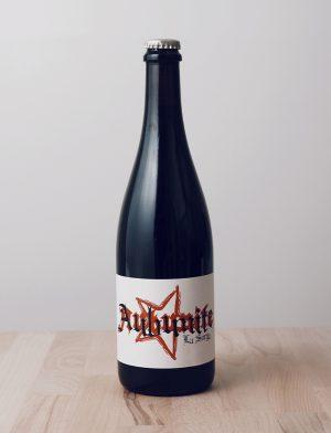 Aubunite Rouge Pétillant 2016, La Sorga