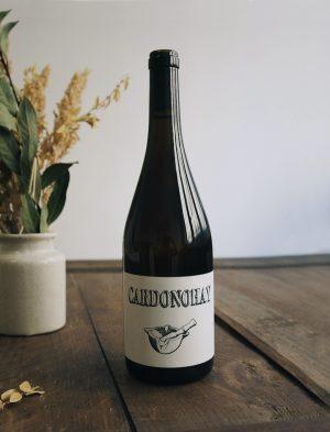 Cardonohay Blanc 2012, Bodega Barranco Oscuro