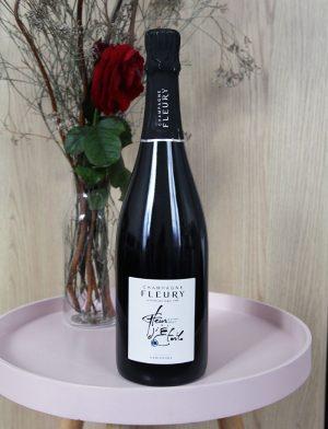 Champagne Fleur d'Etoile Extra-Brut Blanc 2012, Champagne Fleury