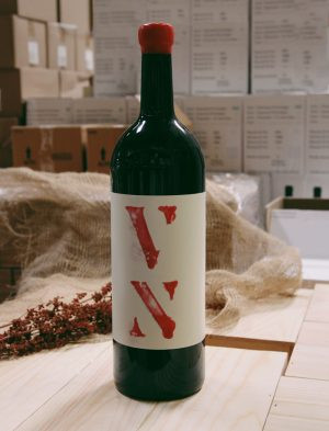 Jéroboam VNR Vinel.lo Rojo Rouge 2017, Partida Creus
