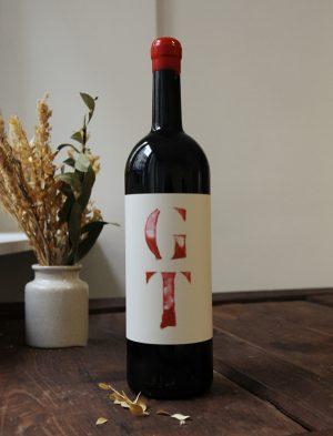 Magnum GT Garrut Ancestral Rouge pétillant 2015, Partida Creus