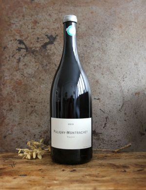 Magnum Puligny Montrachet Voitte Blanc 2018, Frederic Cossard