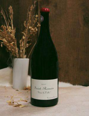 Magnum Saint Romain Sous La Velle Rouge 2017, Domaine de Chassorney