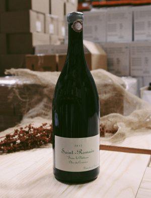 Magnum Sous Le Chateau Clos du Cerisier Blanc 2017, Domaine de Chassorney