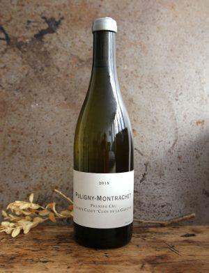 Puligny Montrachet 1er Cru Champ Canet Clos de la Garenne Blanc 2018, Frederic Cossard
