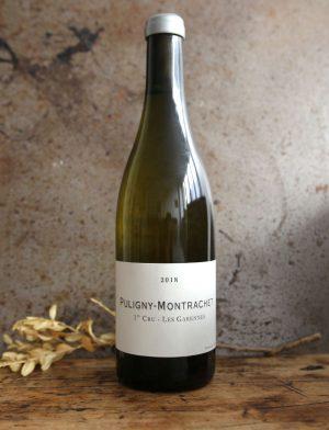 Puligny Montrachet 1er Cru Garennes Blanc 2018, Frederic Cossard