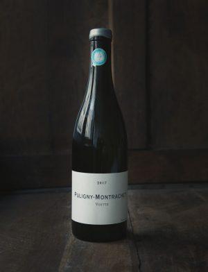 Puligny Montrachet Voitte Blanc 2017, Frédéric Cossard