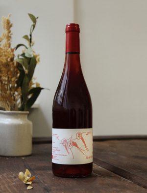 Rosé Pinot 2017, Marie et Vincent Tricot