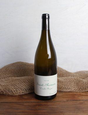 Saint Romain Combe Bazin Blanc 2019, Domaine de Chassorney