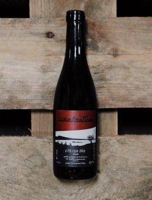 Unatantum Liquoreux Rouge Tranquille 2009, Le Coste