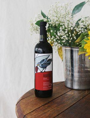 Vino Rosso Cereza Rouge 2016, Corvagialla