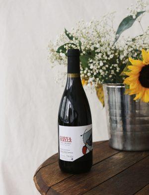 Vino Rosso Poggio Pastene Rouge 2014, Corvagialla